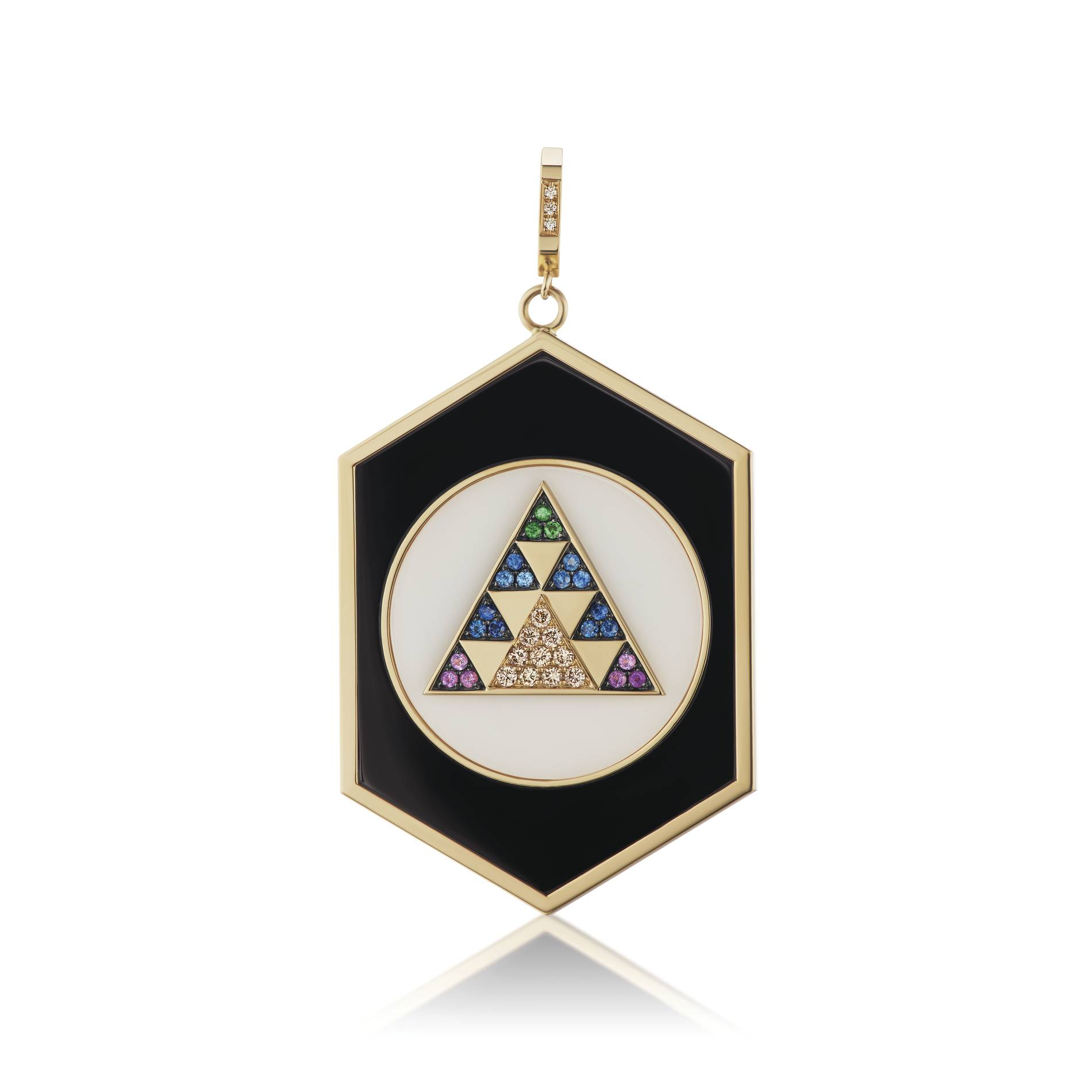 Harwell Godfrey The Visionary pendant