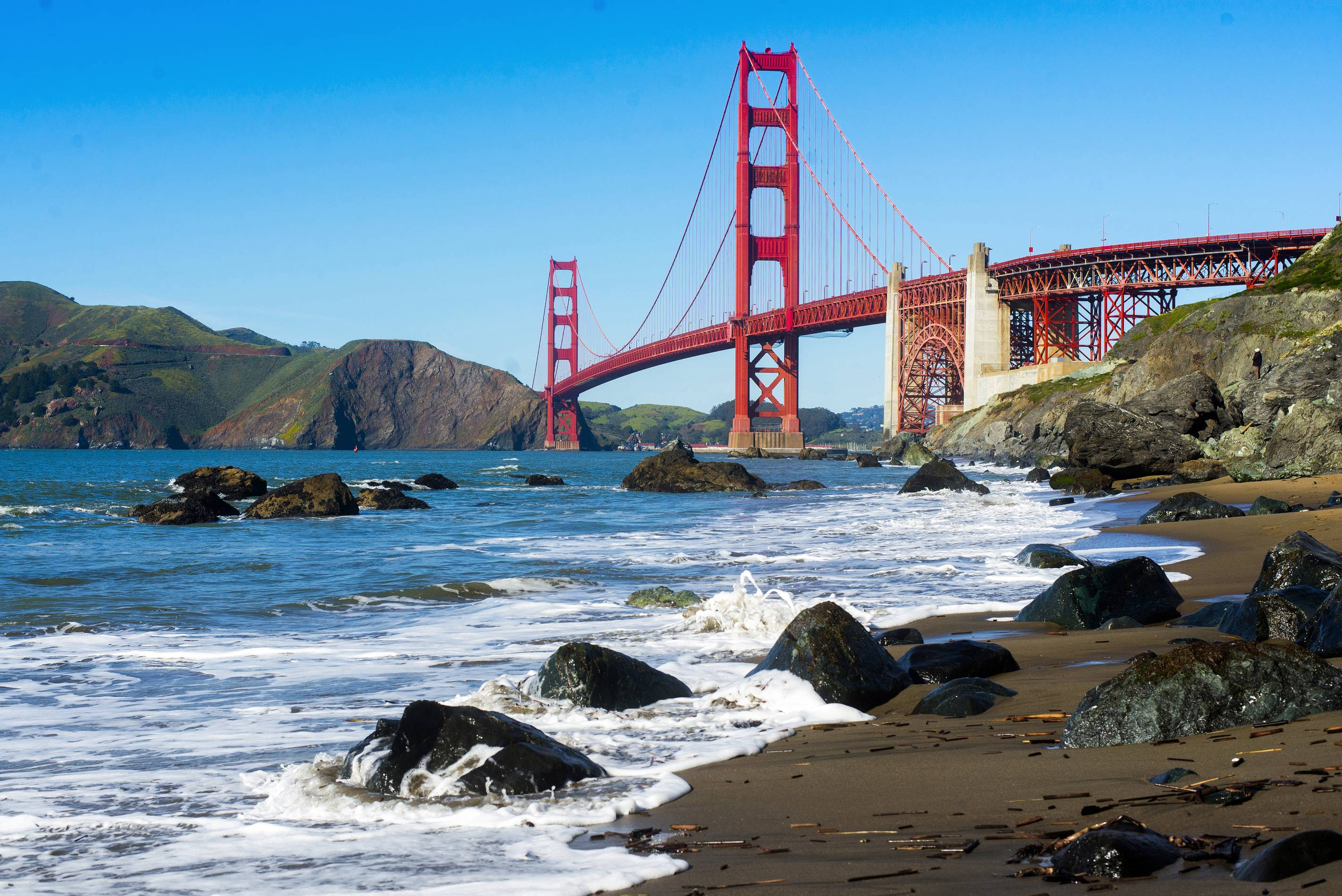 Best Beaches San Francisco